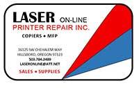 Laser On Line Logo